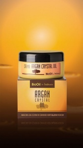 ARGAN CRYSTAL OIL maska arganowa 250 ml
